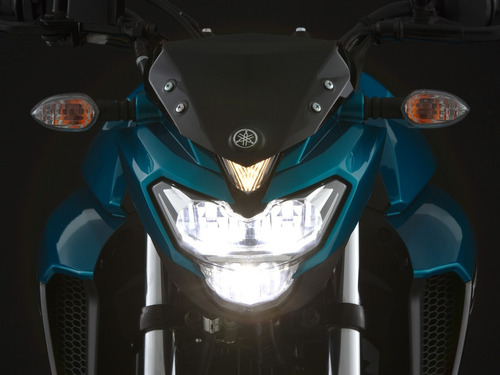 yamaha naked modelo motos