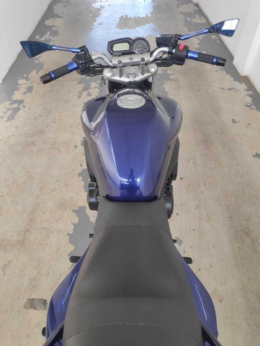 yamaha naked moto