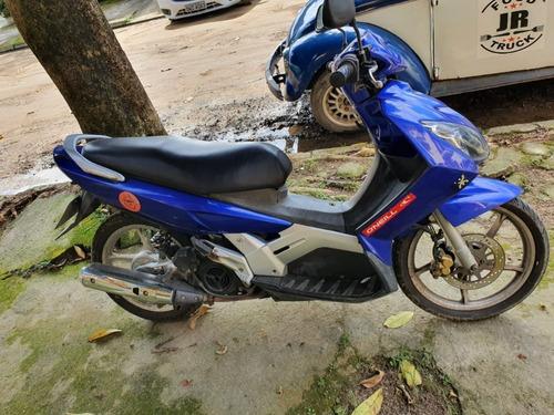 yamaha neo 110cc - azul