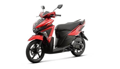 yamaha neo 125 2017/2018 - lançamento - dipe motos