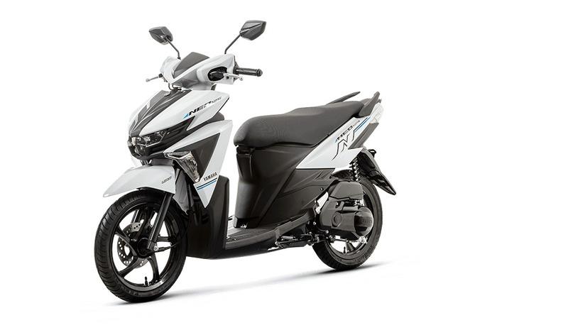 yamaha neo 125 - lançamento - dipe motos