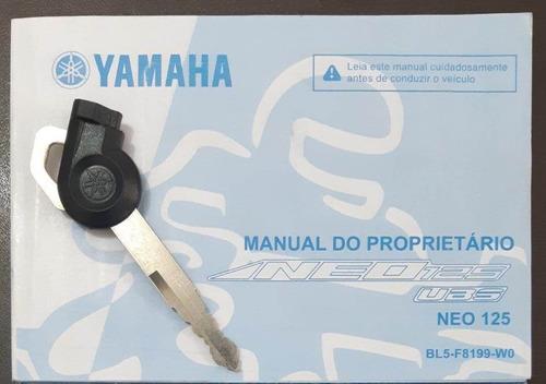 yamaha neo 125 ubs 2020 vermelha 4 anos de garantia