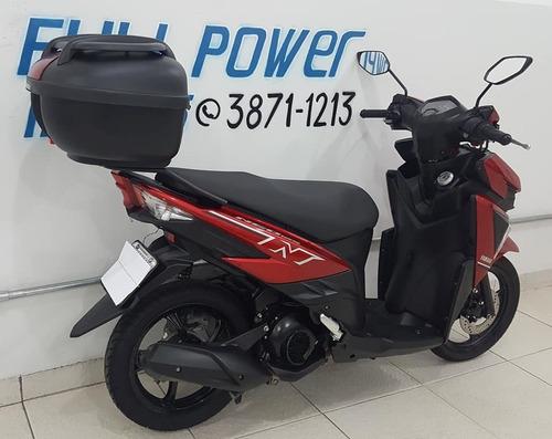 yamaha neo 125 vermelha 2017/2017