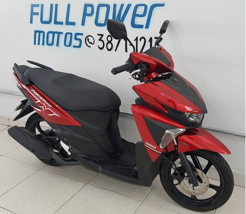 yamaha neo 125 vermelha 2018