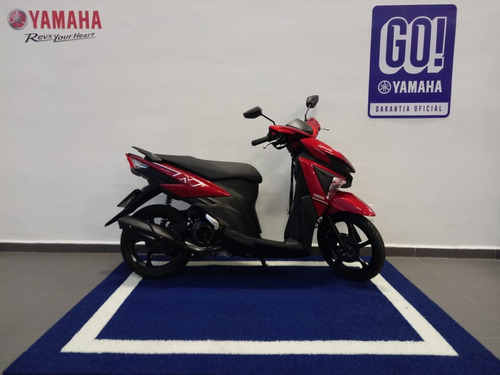 yamaha neo 125  | vermelho | 0km