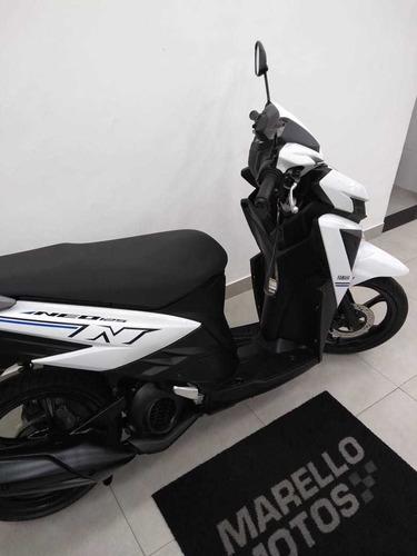 yamaha neo 125cc impecável, único dono, doc 2019 ok 16/17