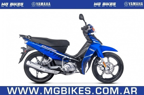 yamaha new crypton 0km mg bikes