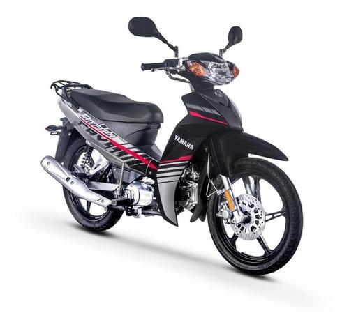 yamaha new crypton 0km negro - mg bikes