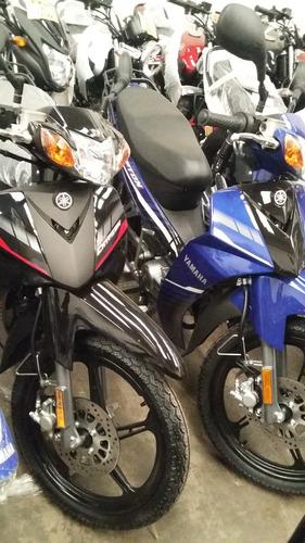 yamaha new crypton 110 0km ... motos mr