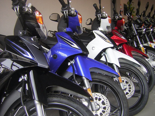 yamaha new crypton full c/disco t110 normotos entrega hoy