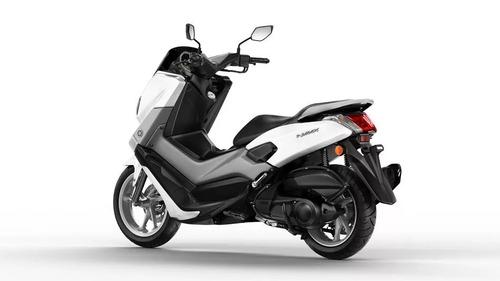 yamaha nm-x 155 -  0 km - negra - scooter - expomoto