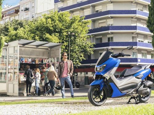 yamaha nm-x 155  ahora 12/18 scooter 0km consulta contado