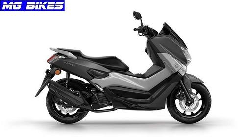 yamaha nmax 155 0km gris - mg bikes!