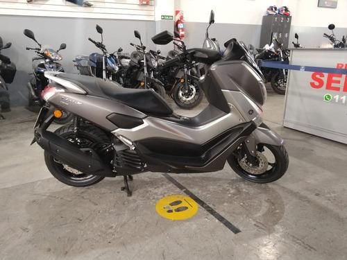 yamaha nmax 155 2018 9400km en mg bikes