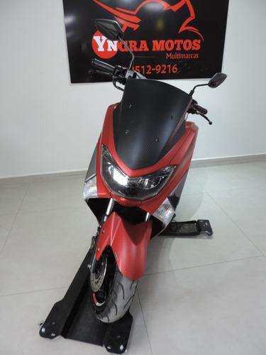 yamaha nmax 160 2018 c/ abs automática