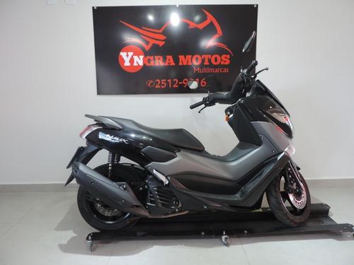 yamaha nmax 160 2018 c/ abs nova