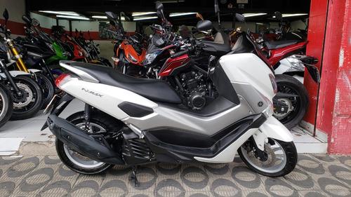 yamaha nmax 160 abs ano 2017 com 10,000 km shadai motos