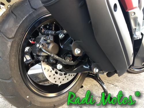 yamaha nmax 160 freios abs