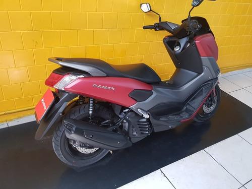 yamaha nmax - vermelha - 2019 - km 28.000