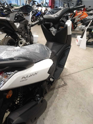 yamaha nmx  155 0km 2020 azul en mg bikes nmax n-max