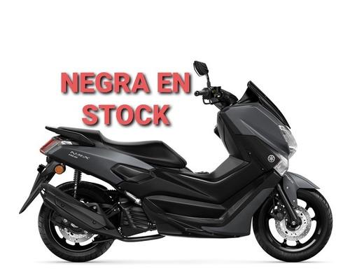 yamaha nmx 155 negro disponible  anti y 18 cuotas de $12800