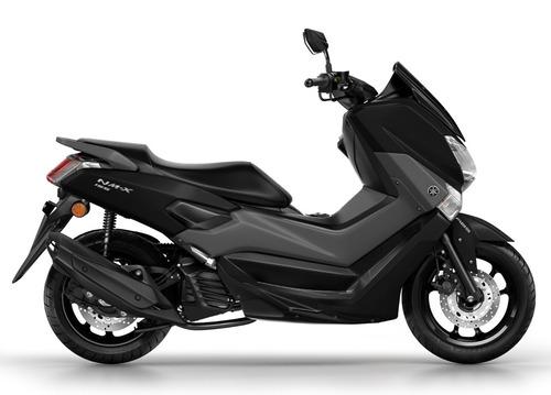 yamaha nmx 155 scooter automatico ciudad abs dompa motos