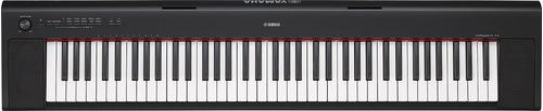 yamaha np32b teclado portátil de 76 teclas para avanzados