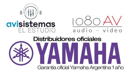 yamaha ns-f150 bafles home theater 5.0 nuevo gtia 1 año!