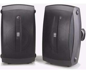 Yamaha Nsaw350 Bocina Para Exterior De 130 Watts (par)