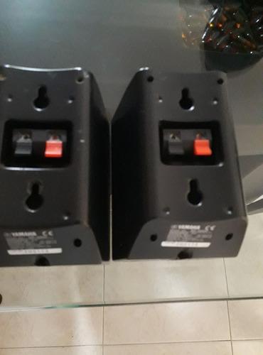 yamaha  par parlante con soportes ajustables de piso - sony