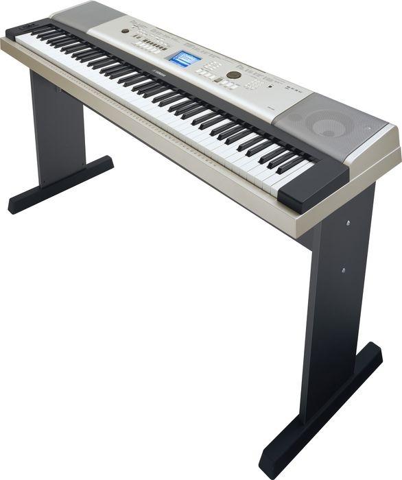 Teclado yamaha ypg 535 grand piano 88 teclas sensibles vv4 for Yamaha 535 piano
