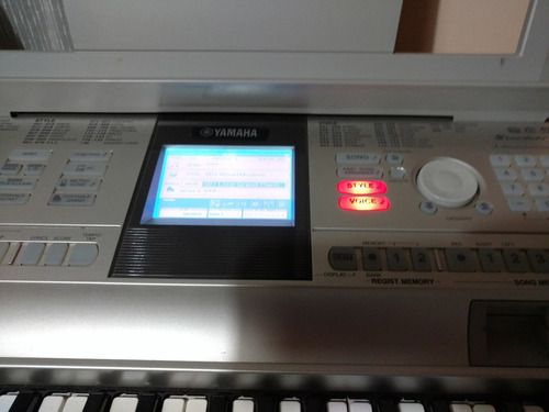 yamaha piano teclado