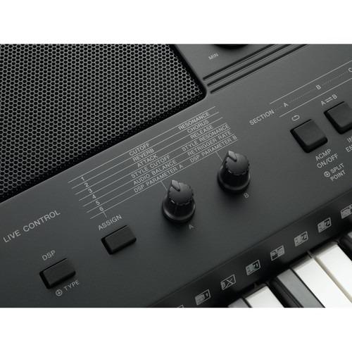 yamaha psr-e453  teclado portatil