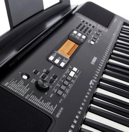 yamaha psre363 teclado portátil para avanzados