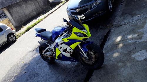 yamaha r1 1000cc 2001 n ninja kawazak cbr hornet suzuki srad