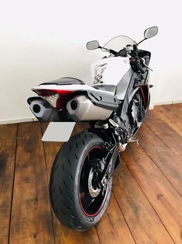 yamaha r1 1000cc 2013 versão tsunami branca