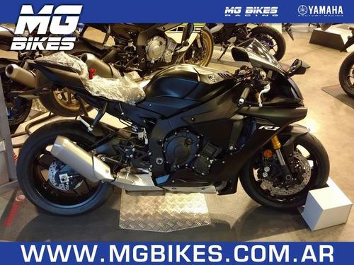 yamaha r1 2017 negro - única unidad - mg bikes!