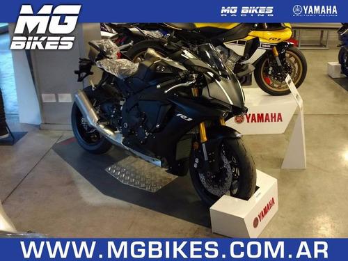yamaha r1 2018 negro - única unidad - mg bikes!