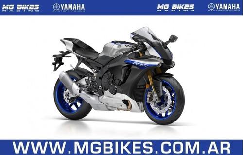yamaha r1 m 2018 mg bikes - agencia - única unidad mg bikes!