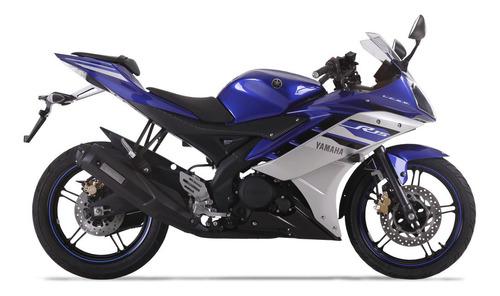 yamaha r15 - financia en 60 cuotas - delcar motos