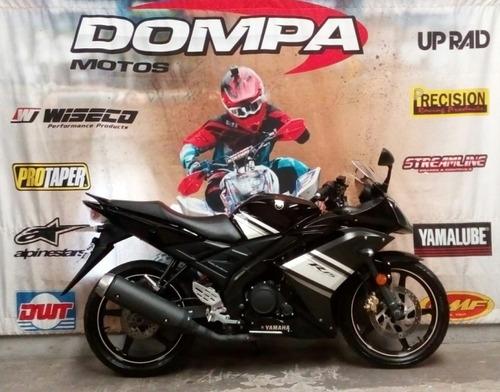 yamaha r15 usado pista naked dompa motos
