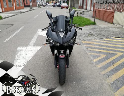 yamaha r3 2015 como nueva recibimos tu moto