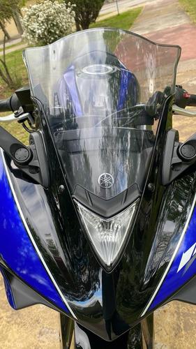 yamaha r3 año y modelo 2018 titular  rp motos  bolivar