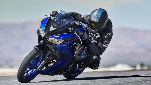 yamaha r3 modelo 2017/2018 import. descuento palermo bikes
