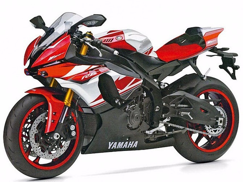 yamaha r6 2017 preventa  entrega junio/julio en motolandia!!