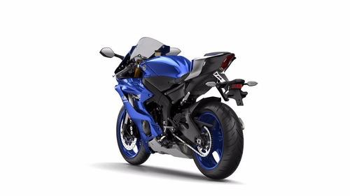 yamaha r6 2018 color azul  en motolandia!!
