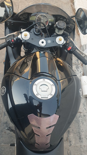 yamaha r6, impecable, yzfr6, pistera hermosa