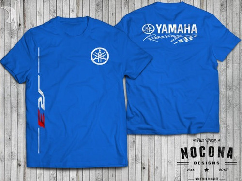 yamaha racing remera lookme