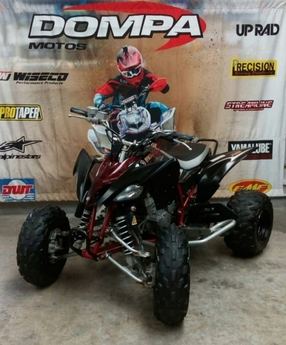 yamaha raptor 250 cuatriciclo motos