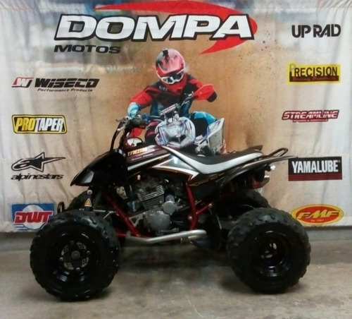 yamaha raptor 250 r ltd cuatriciclo quad atv dompa motos